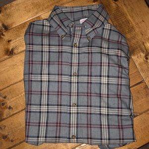 Brooks Brother Madison Button Down Shirt NWT Med.